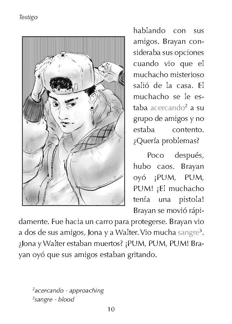 Testigo - La historia de Brayan
