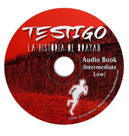 Testigo - La historia de Brayan - Luisterboek