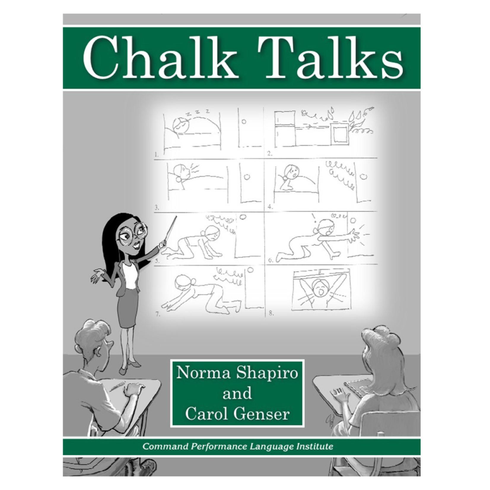 Spring ESL Chalk talks