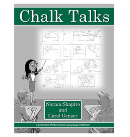 Chalk talks - lesideeën met tekeningen
