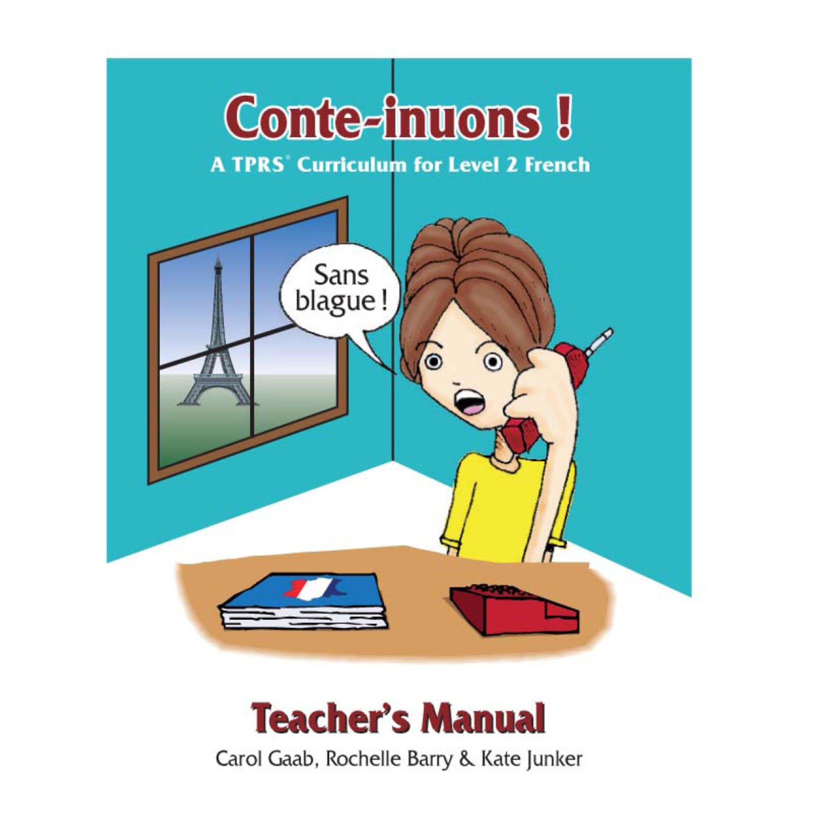 Fluency Matters Conte-inuons! Teacher's Manual
