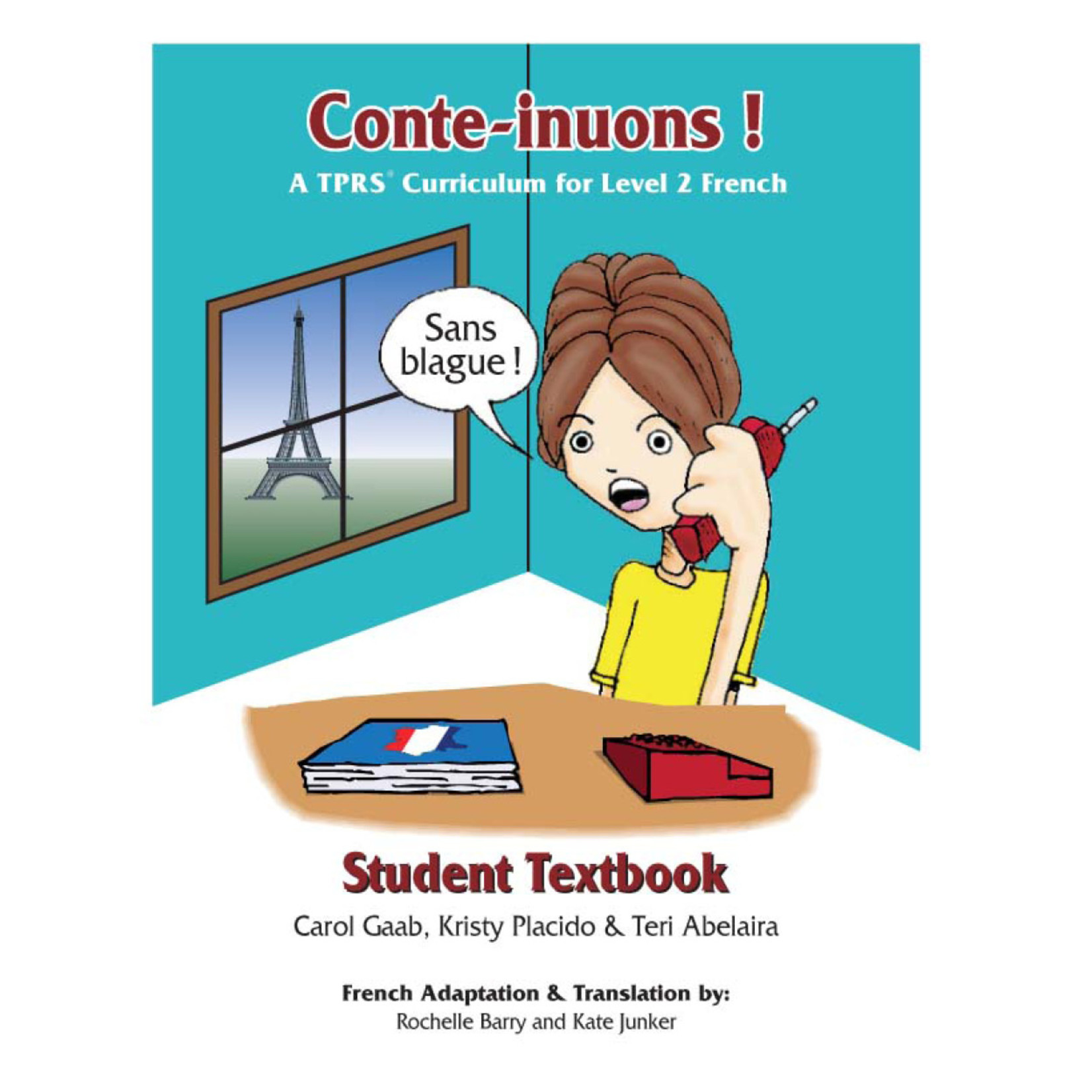 Fluency Matters Conte-inuons! Student Textbook