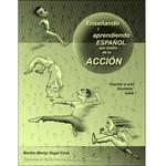 Command Performance Books Enseñando y aprendiendo español por medio de la acción
