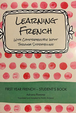 Learning French with comprehensible input through storytelling - 1