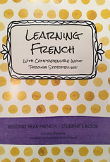 Learning French with comprehensible input through storytelling - 2