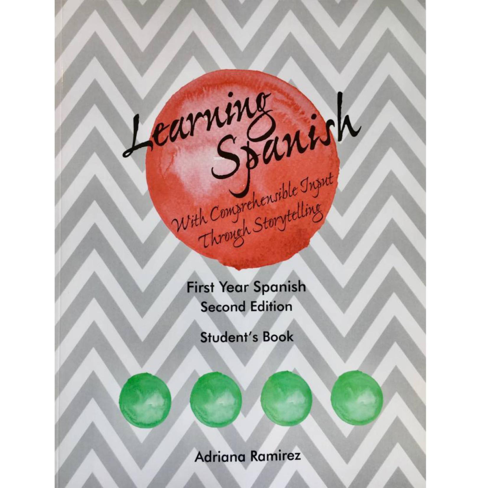Adriana Ramirez Learning Spanish - Level 1