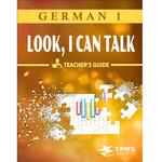 TPRS Books Duits 1 - Look, I can talk! Docentenhandleiding