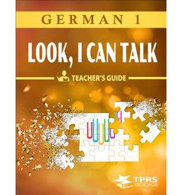Duits 1 - Look, I can talk! Docentenhandleiding