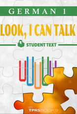 German 1 -  Look, I Can Talk! Student Text