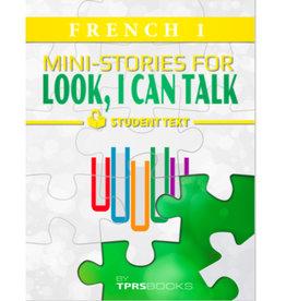 Frans 1 - Look, I can talk! Werkboek