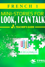 French 1 - Look, I can talk! Teacher's Guide