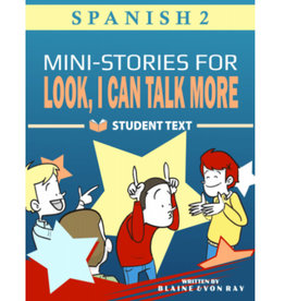 Look, I Can Talk MORE! Spanish - Student Book