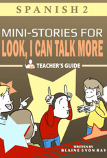 Look, I Can Talk MORE! Spanish - Teacher's Guide