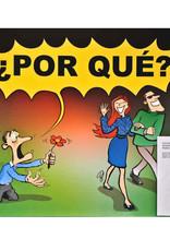 Spaanse vraagwoordenposters