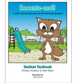 Raconte-moi! Student Textbook