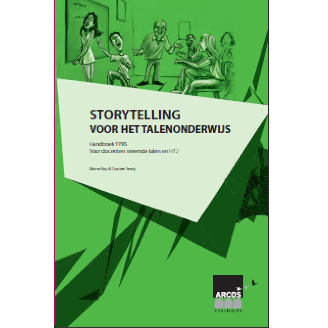 Storytelling voor het talenonderwijs