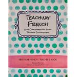 Adriana Ramirez Teaching French - 1