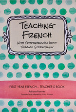 Teaching French with comprehensible input through storytelling - 1