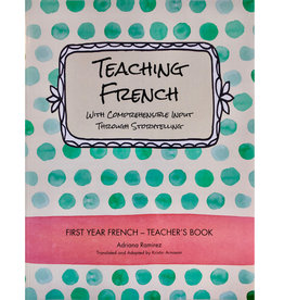 Teaching French level 1