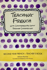 Teaching French with comprehensible input through storytelling - 2