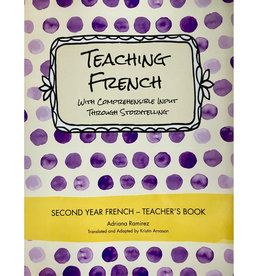 Teaching French level 2