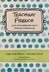 Teaching French with comprehensible input through storytelling - 3