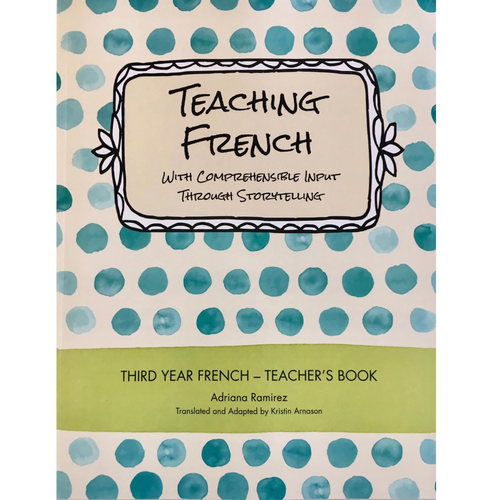 Adriana Ramirez Teaching French with comprehensible input through storytelling - 3