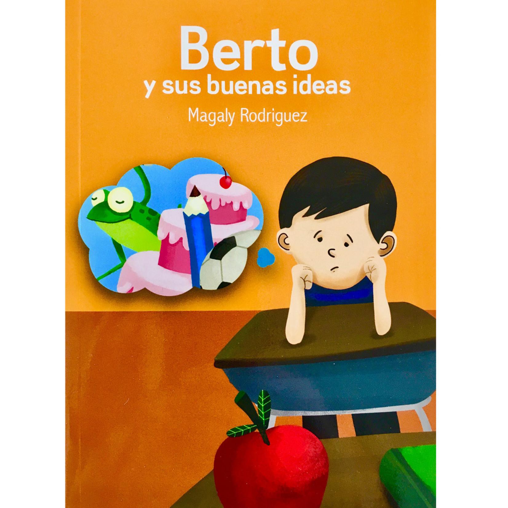 TPRS Books Berto y sus buenas ideas
