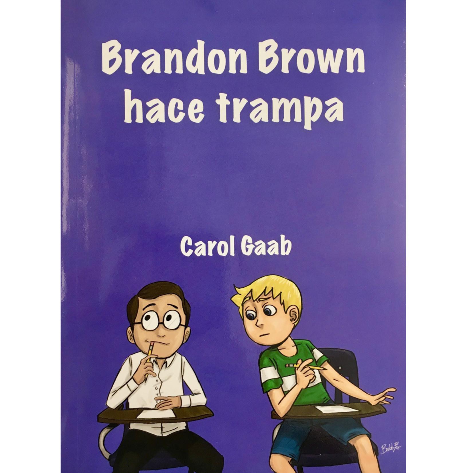 Fluency Matters Brandon Brown hace trampa