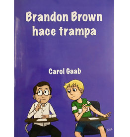 Brandon Brown hace trampa