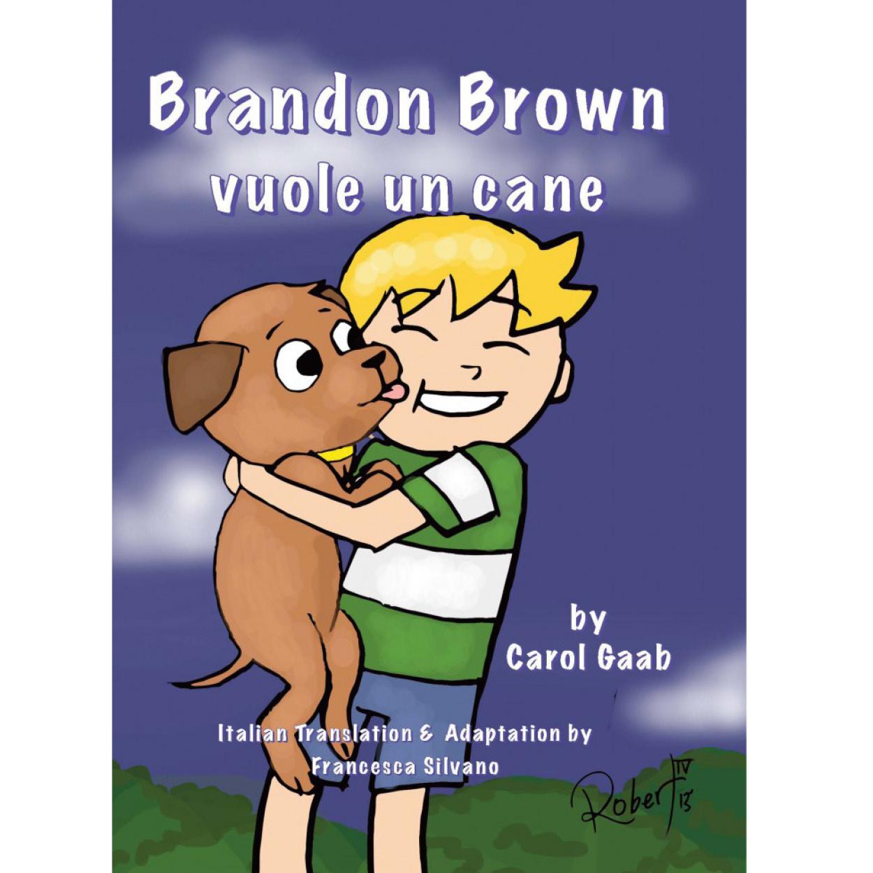 Brandon Brown vuole un cane