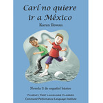 Command Performance Books Carl no quiere ir a México