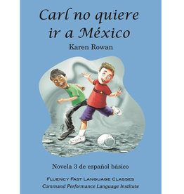 Carl no quiere ir a México