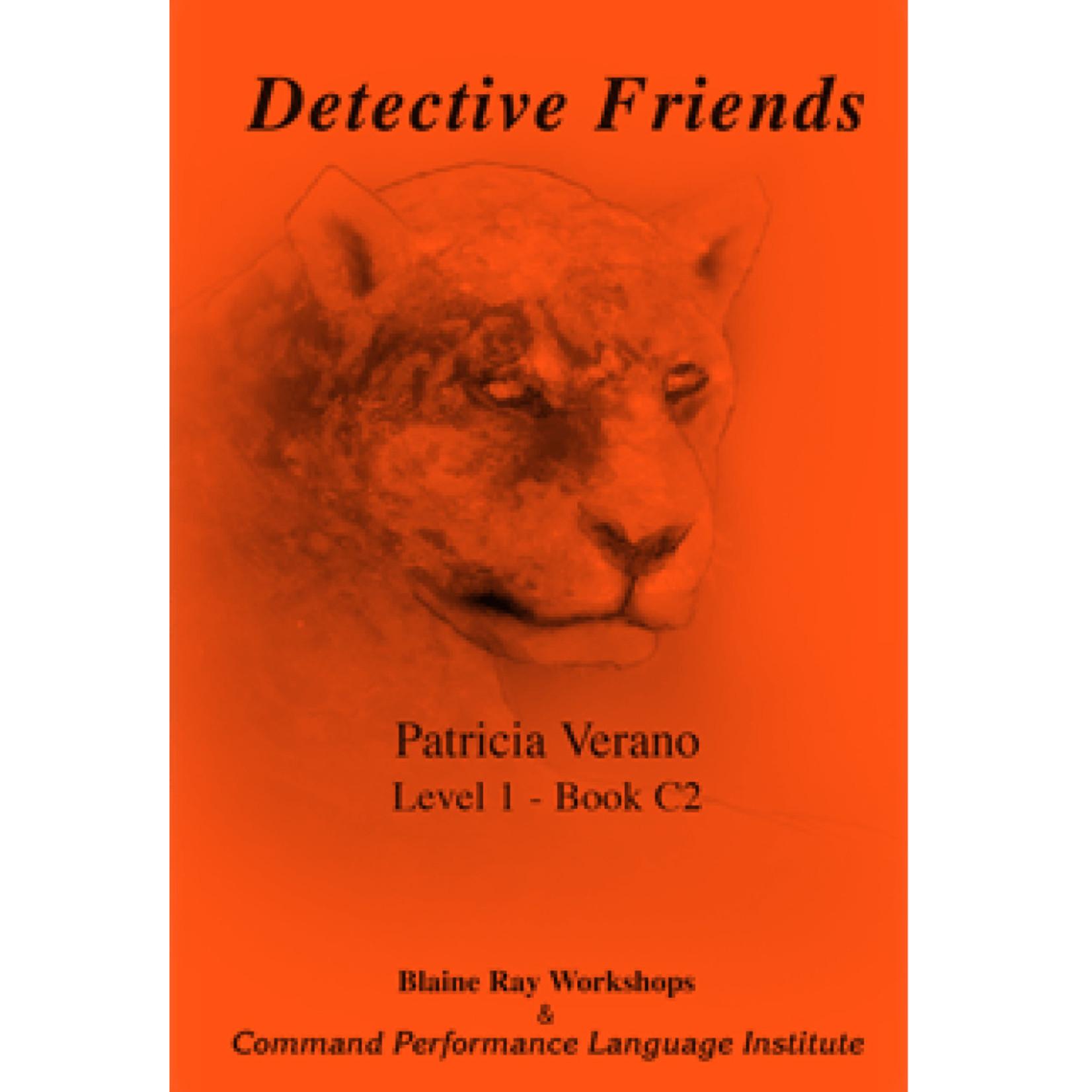 Command Performance Books Detective Friends