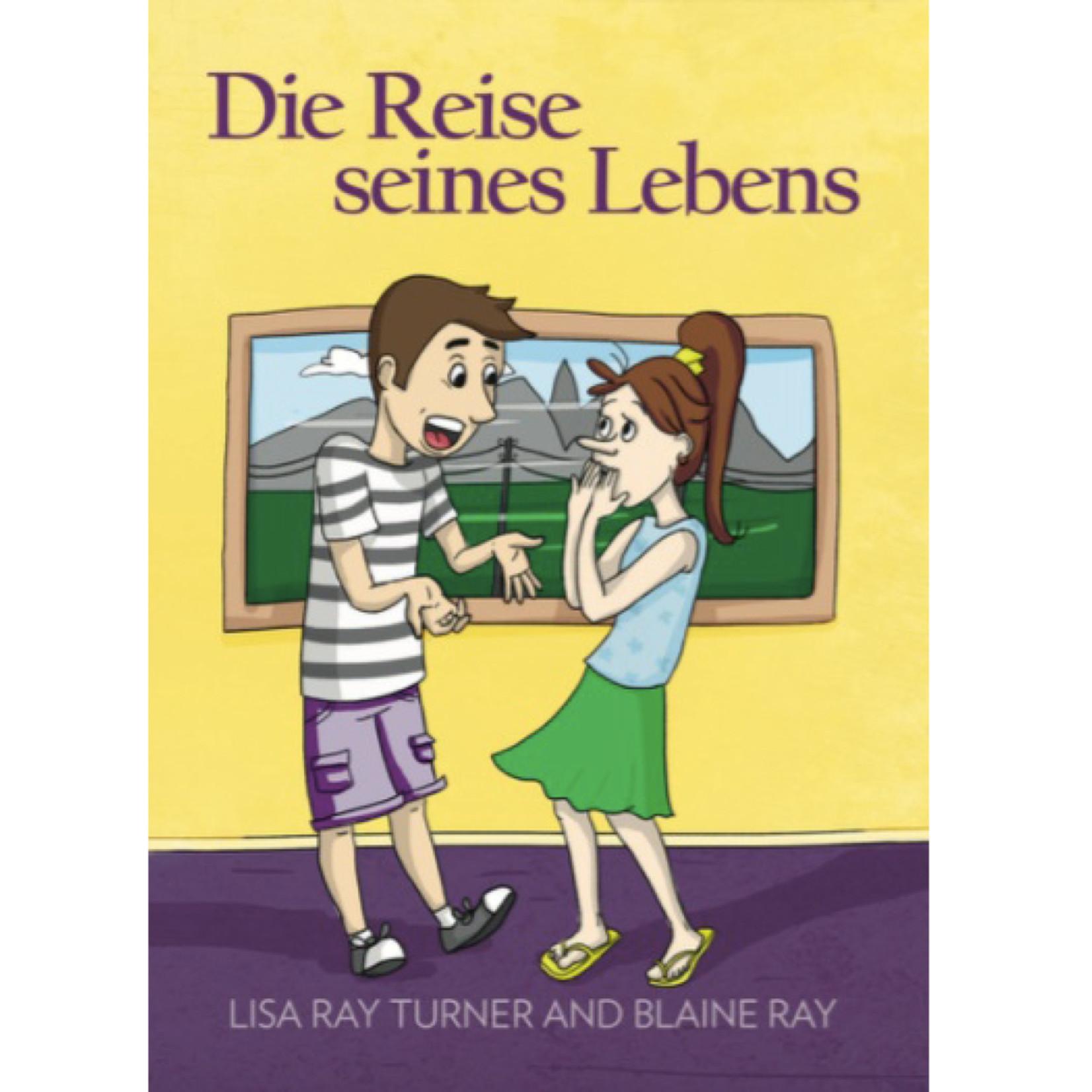 TPRS Books Die Reise Seines Lebens