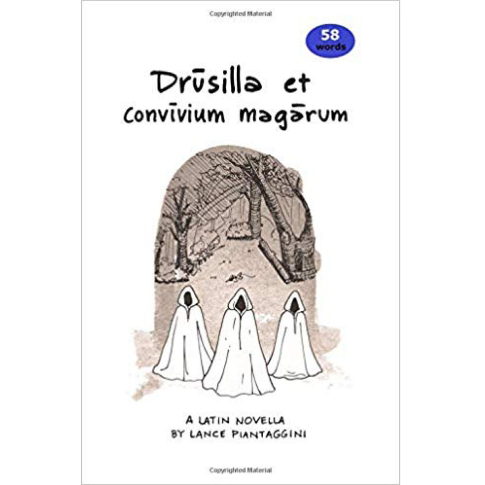 Magister P Drūsilla et convīvium magārum