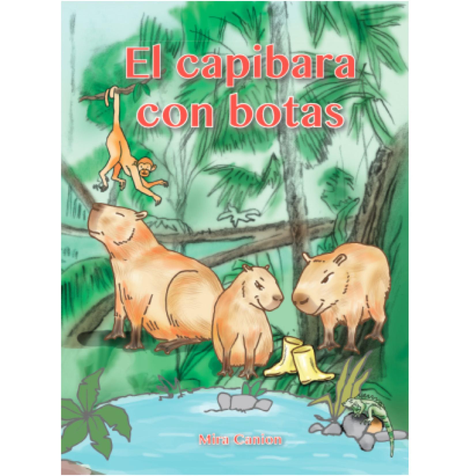 Mira Canion El capibara con botas