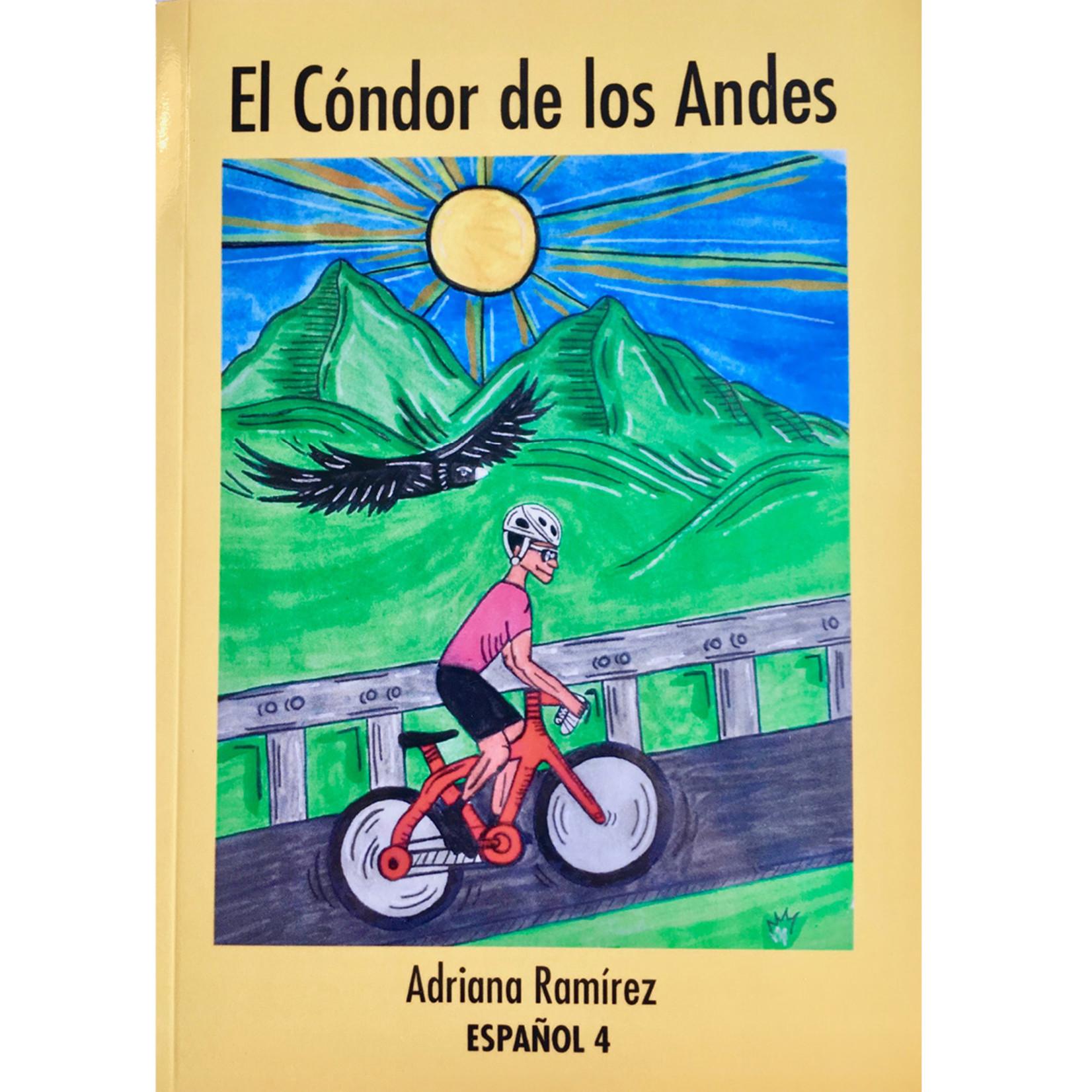 Adriana Ramirez El Cóndor de los Andes