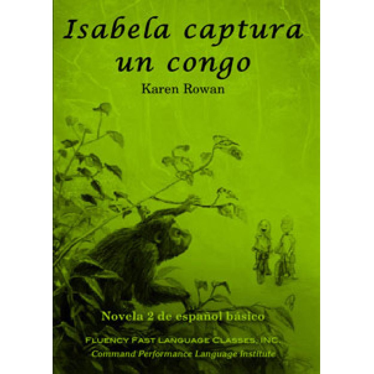 Isabela captura un congo