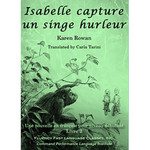 Command Performance Books Isabelle capture un singe hurleur