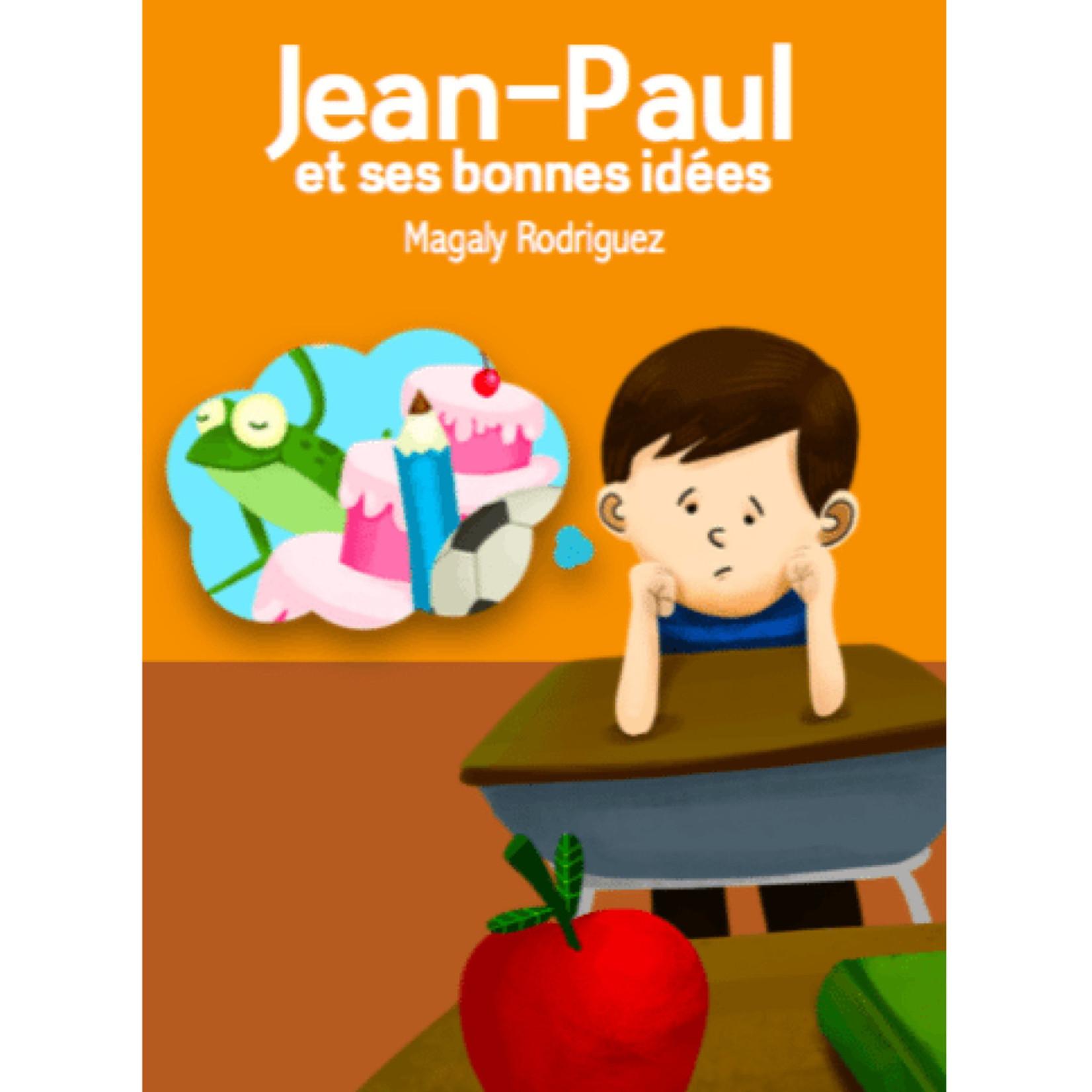TPRS Books Jean-Paul et ses bonnes idées