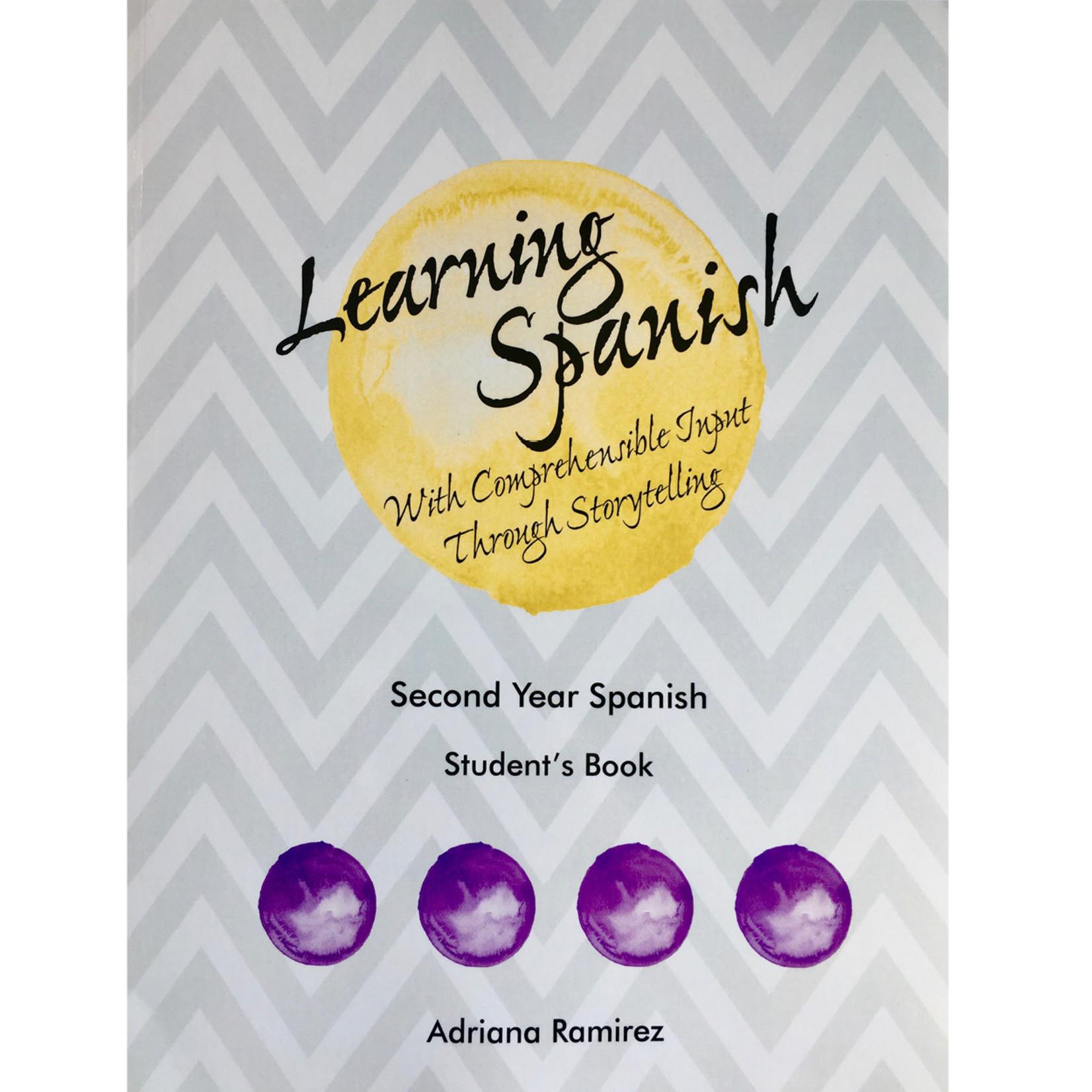 Adriana Ramirez Learning Spanish - Level 2