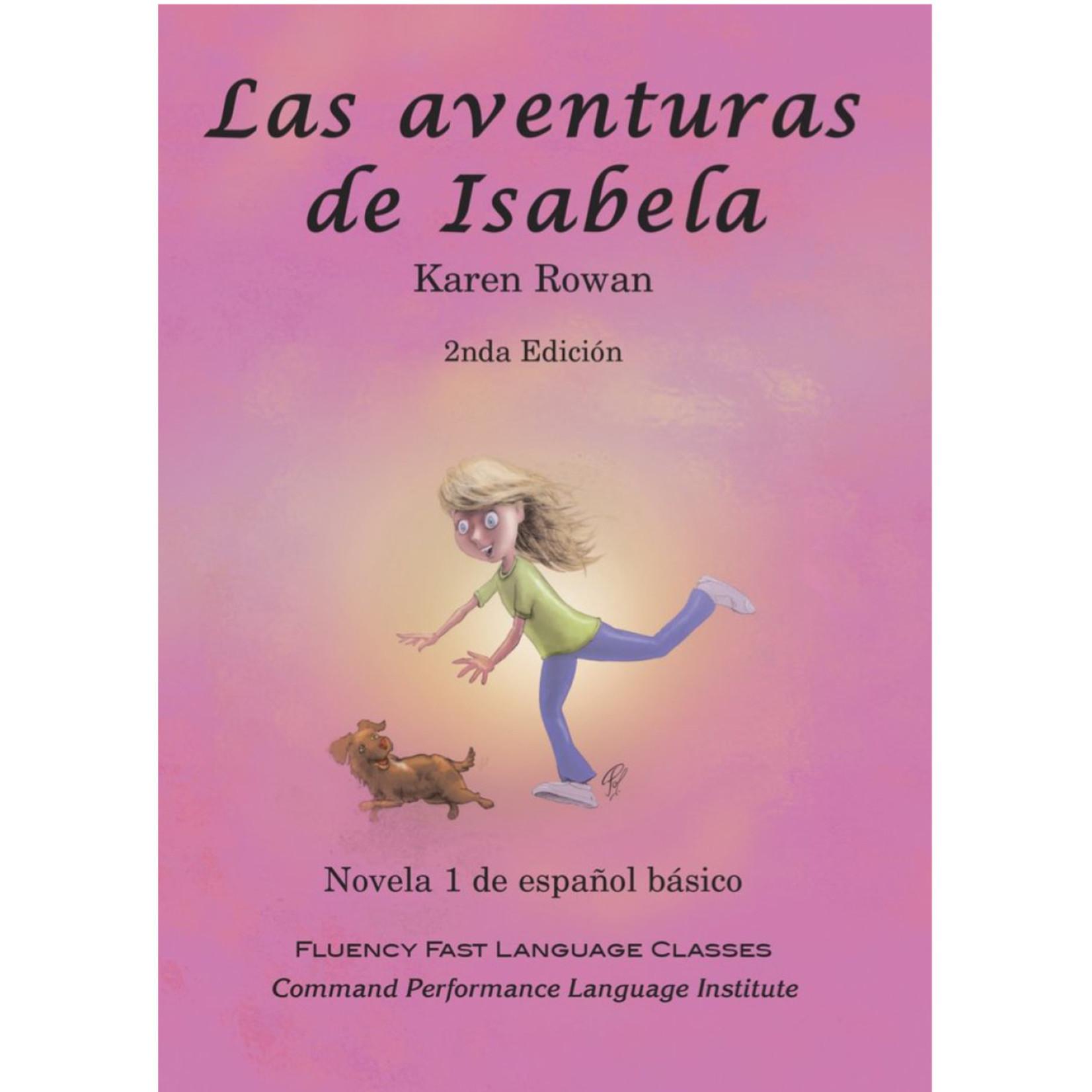 Command Performance Books Las aventuras de Isabela