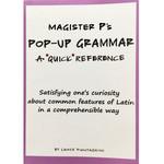 Magister P Magister P's Pop-Up Grammar