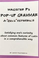 Magister P's Pop-Up Grammar