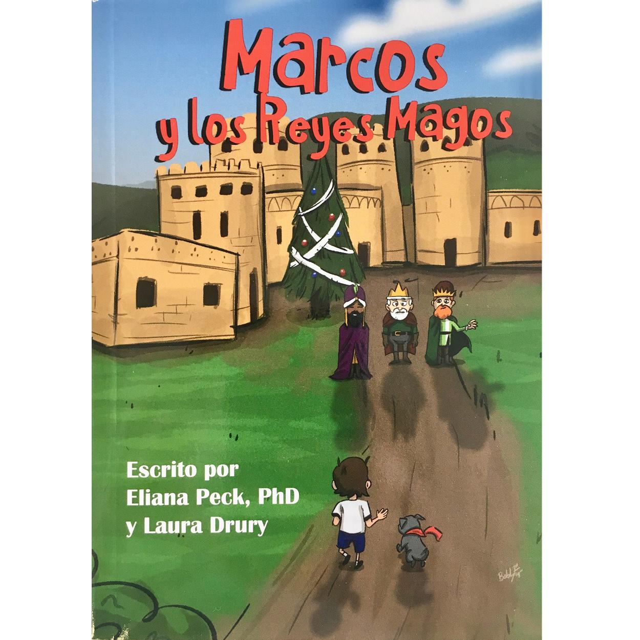 Marcos y los Reyes Magos