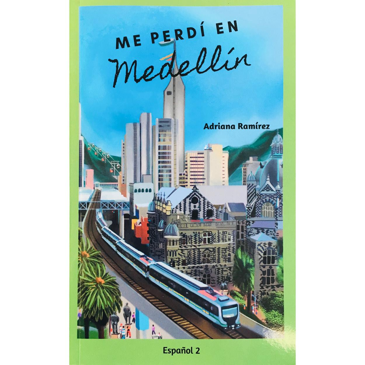 Me perdí en Medellín