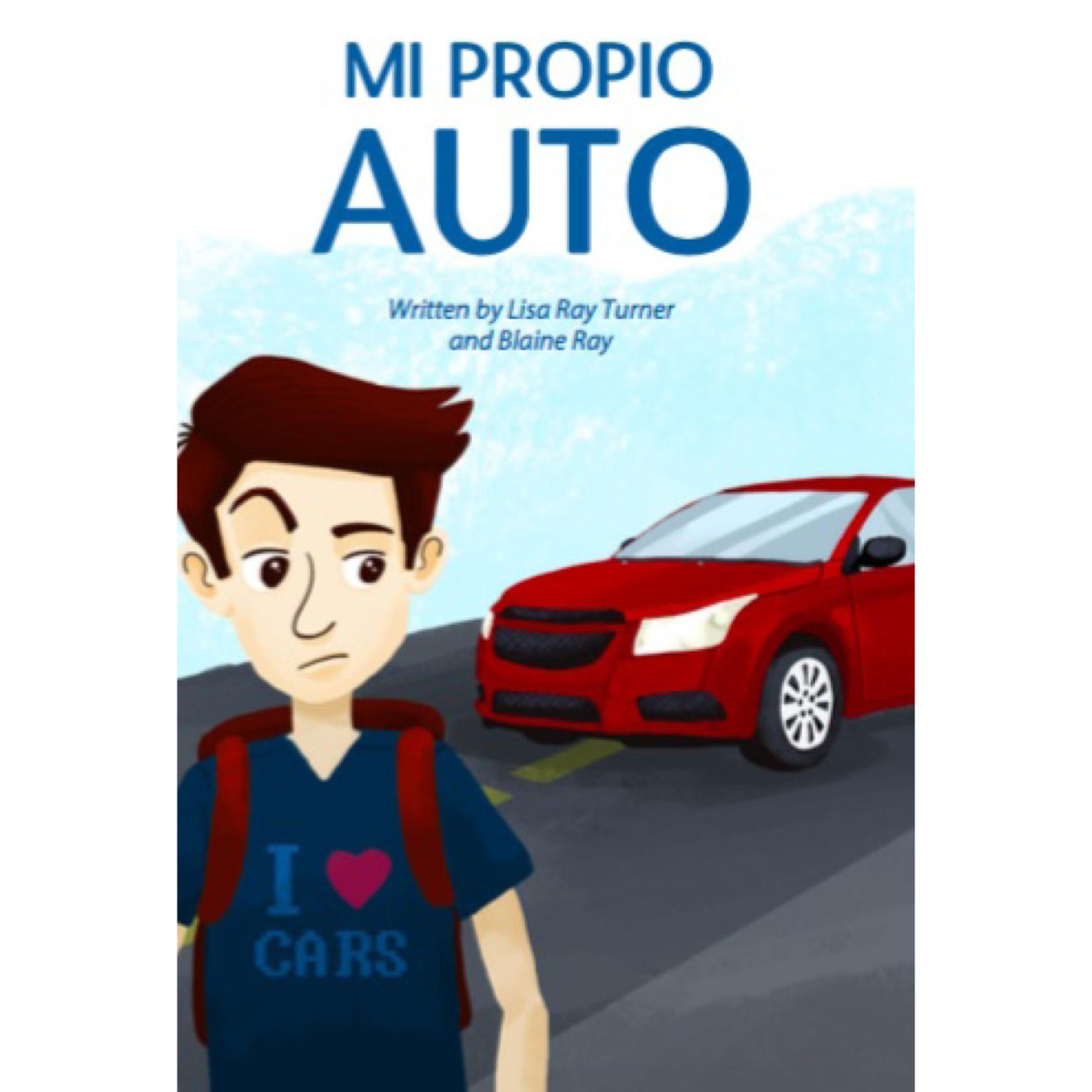 TPRS Books Mi propio auto