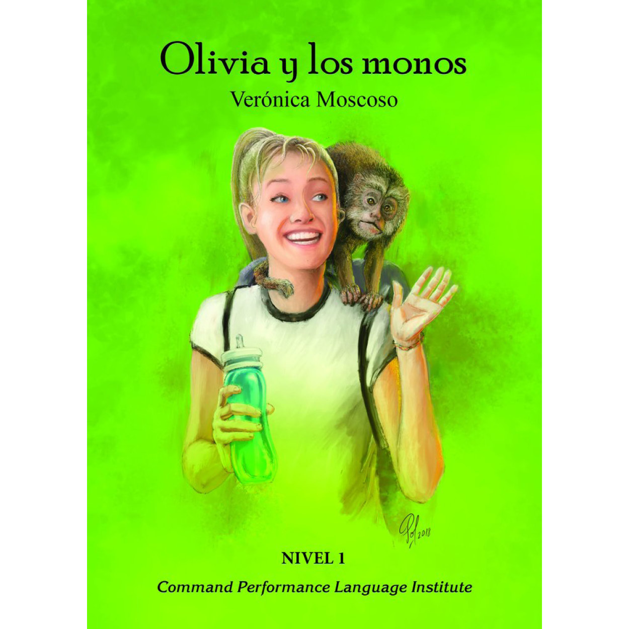 Olivia y los monos