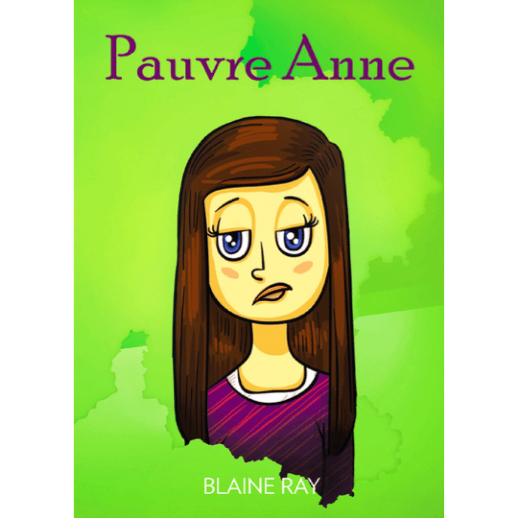 TPRS Books Pauvre Anne